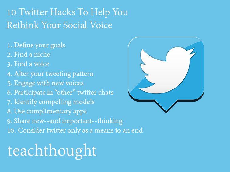 10 Twitter Tips For Teachers