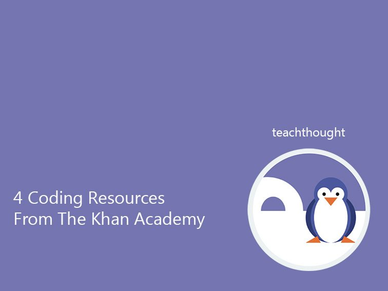 4 Coding Resources From The Khan Academy