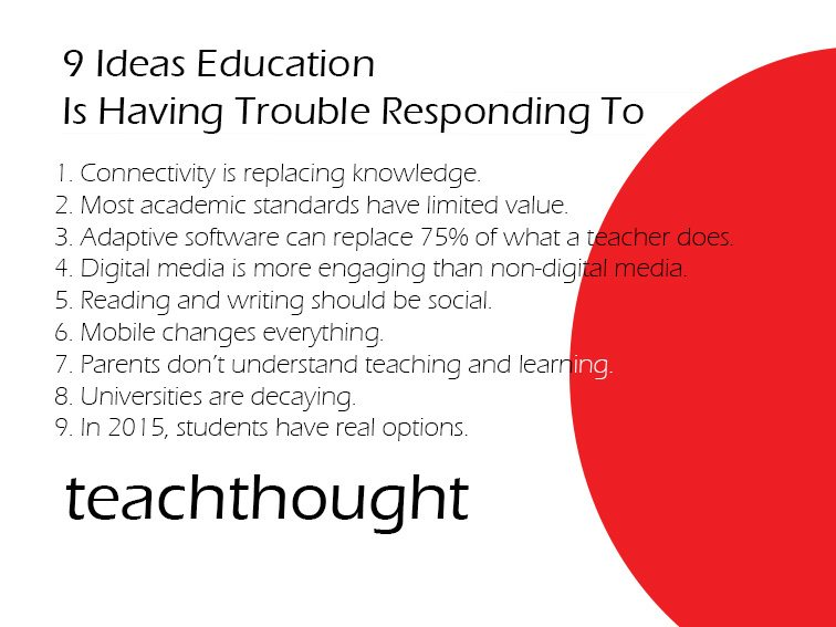 12 Insecure Ideas That Will Probably Break the Education