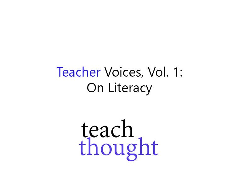 Teacher Reader Responses, Vol. 1: On Literacy