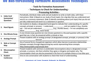 60-non-threatening-formative-assessment-strategies
