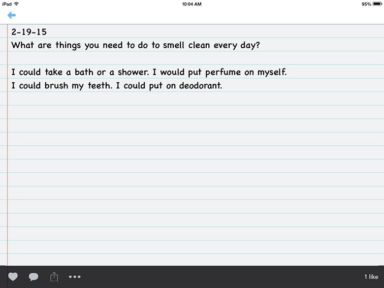 Seesaw-Learning-Journal-Example-5