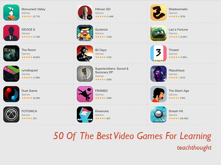 best-video-games-for-learning