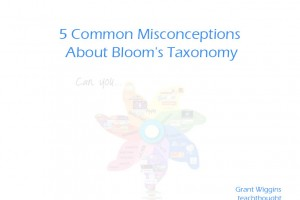 misconceptions-blooms-taxonomy