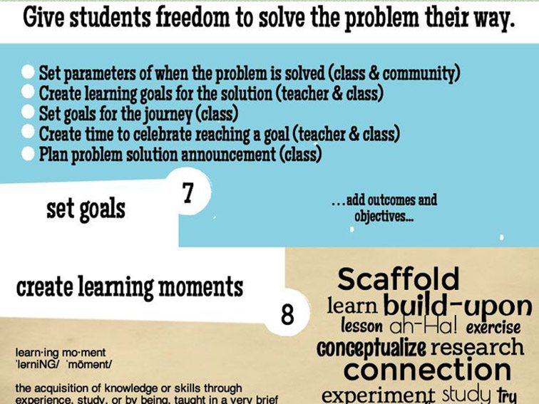 8 Steps To Design Problem-Based Learning In Your Classroom