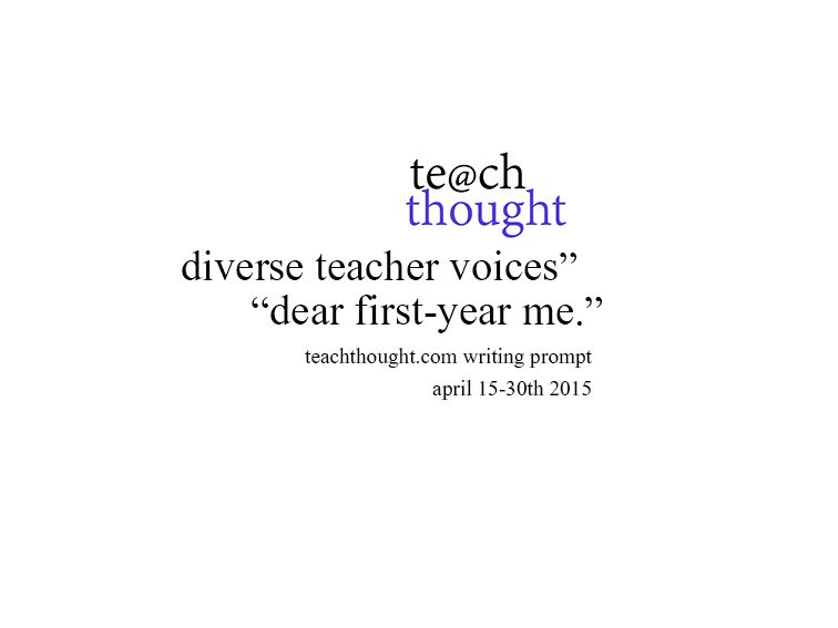 Introducing The TeachThought 'Diverse Teacher Voices' Program