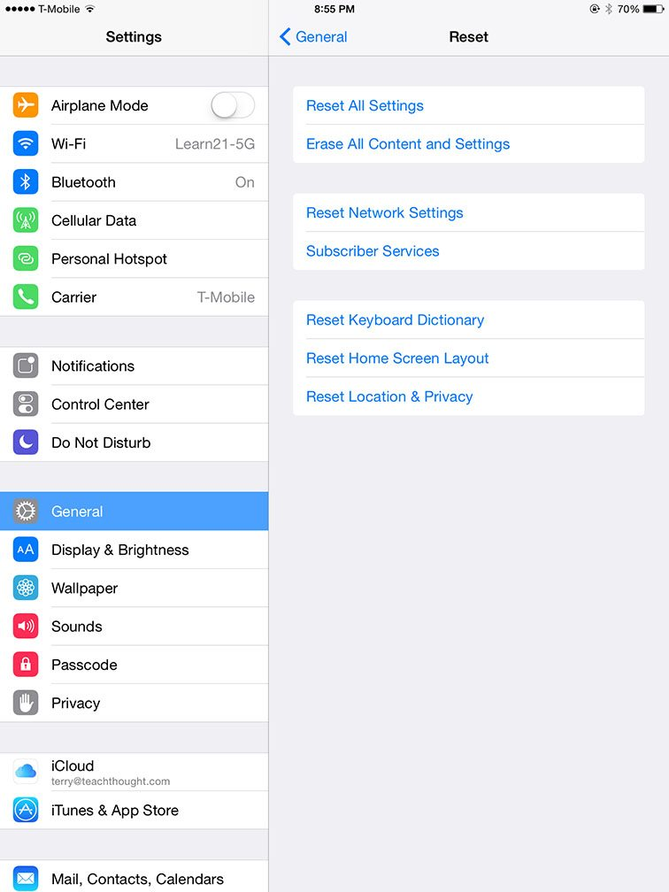 18 Simple Ways To Make Your iPad Faster
