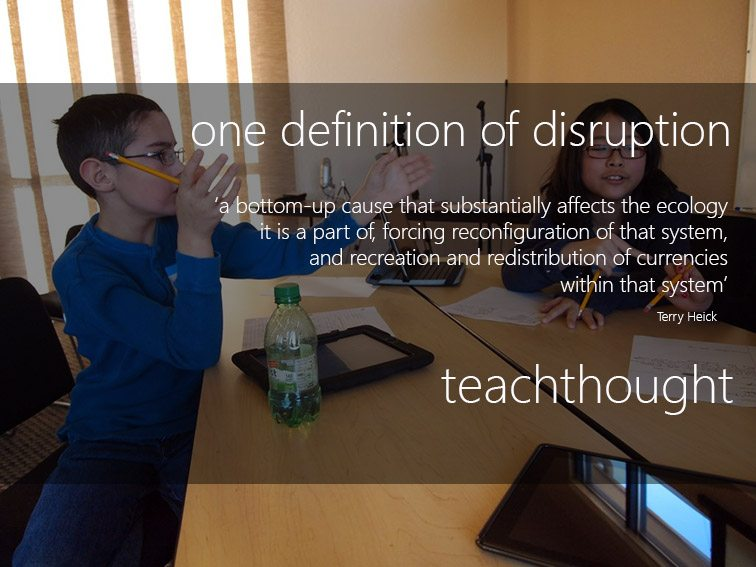 flickeringbrad-def-of-disruption-in-classroom