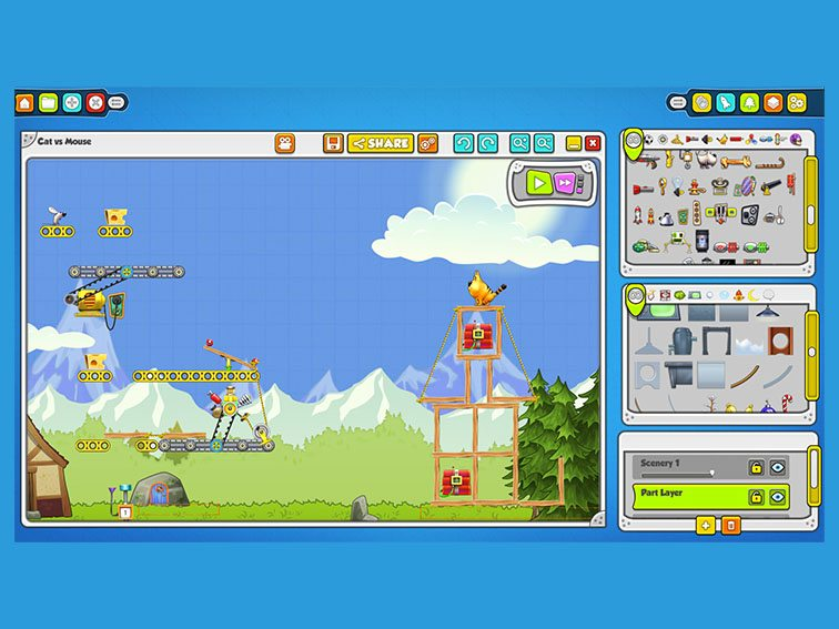 Education App Spotlight: Contraption Maker