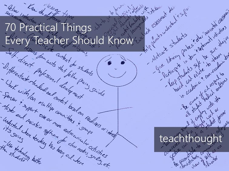 practical-things-every-teacher-should-know