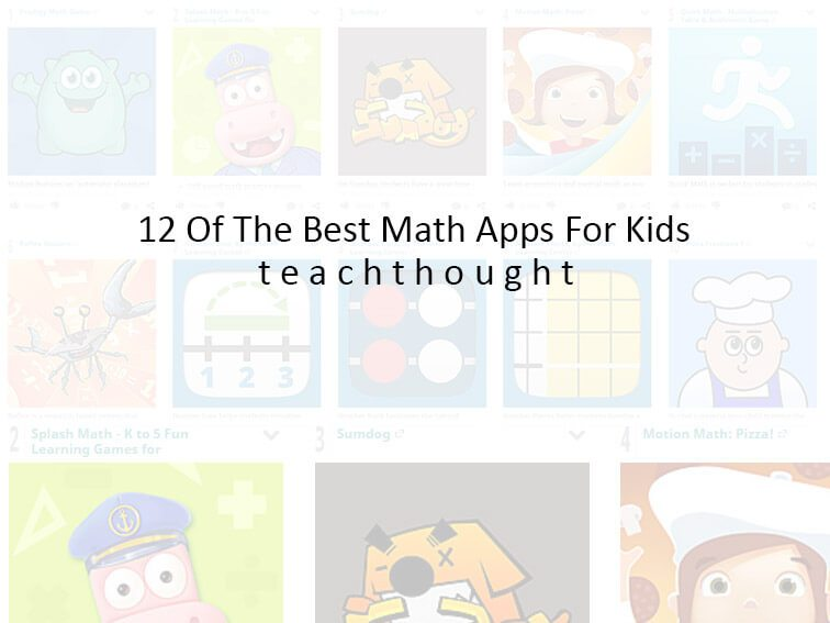 12 Of The Best Math Apps For Kids