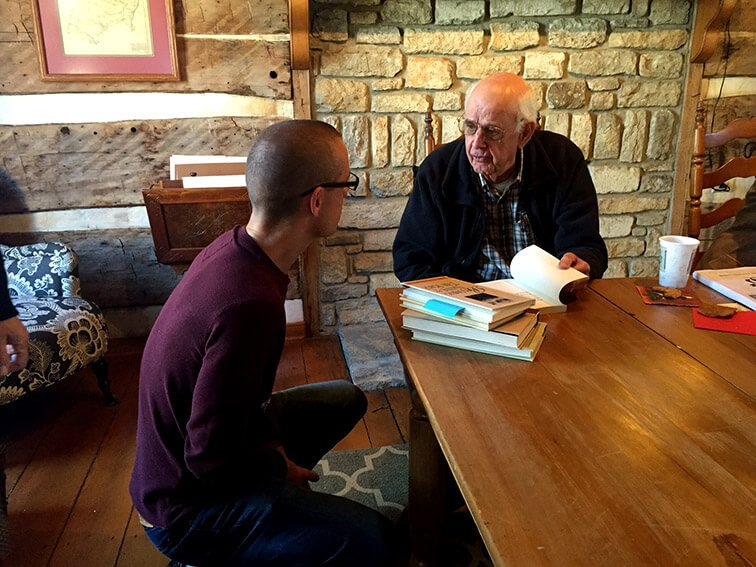 Meeting Wendell Berry