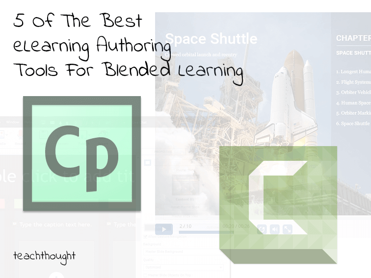 5 Of The Best eLearning Authoring Tools For Blended Learning -