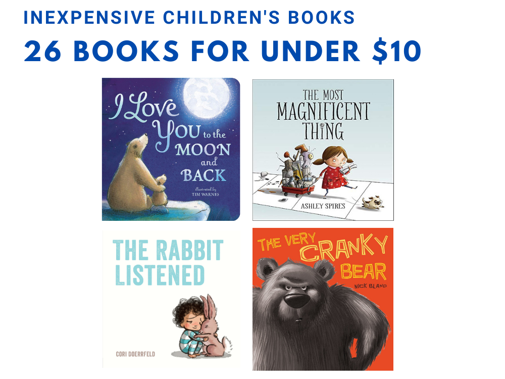 Inexpensive Children's Books