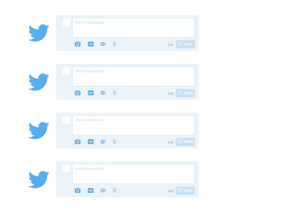 Blank Twitter Page Template | www.imgkid.com - The Image ...
