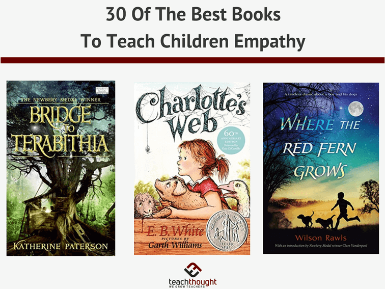 30 Of The Best Books To Teach Children Empathy -
