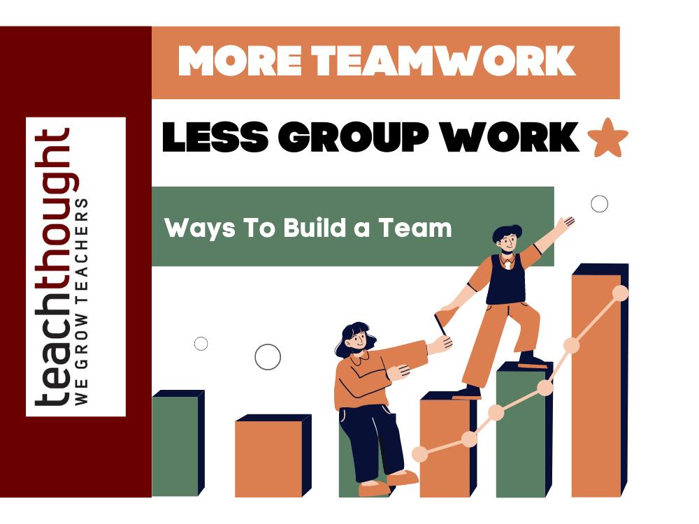 more teamwork