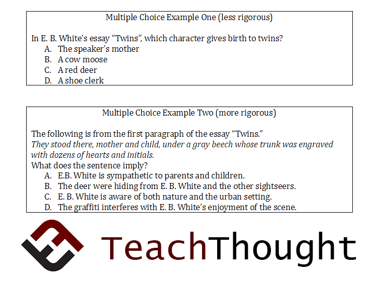 10 Tips For Creating More Effective Multiple-Choice Questions