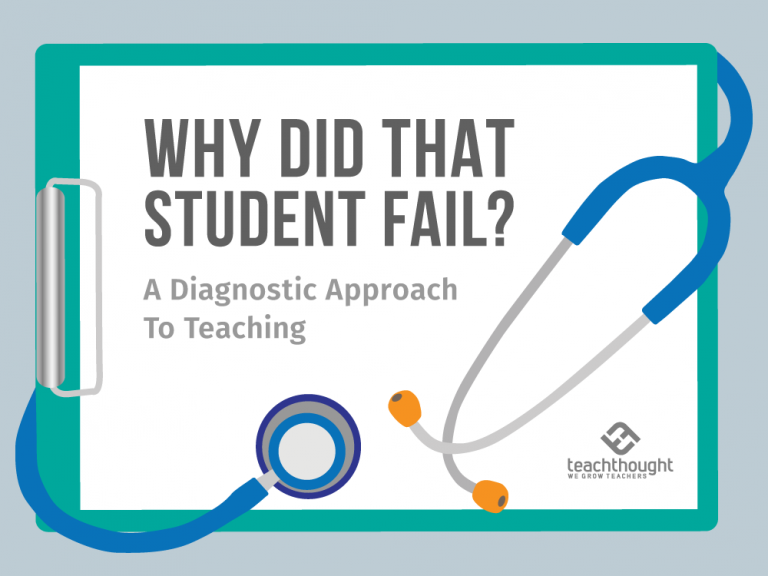 Why Did That Student Fail? A Diagnostic Approach To Teaching