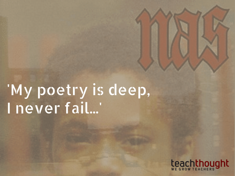 Nas Breaks Down Hip-Hop Classic 'It Ain't Hard To Tell' With Harvard Poetry Professor