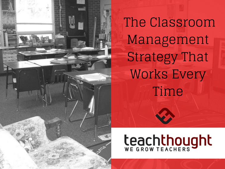 Building Relationships: The Classroom Management Strategy That Works Every Time