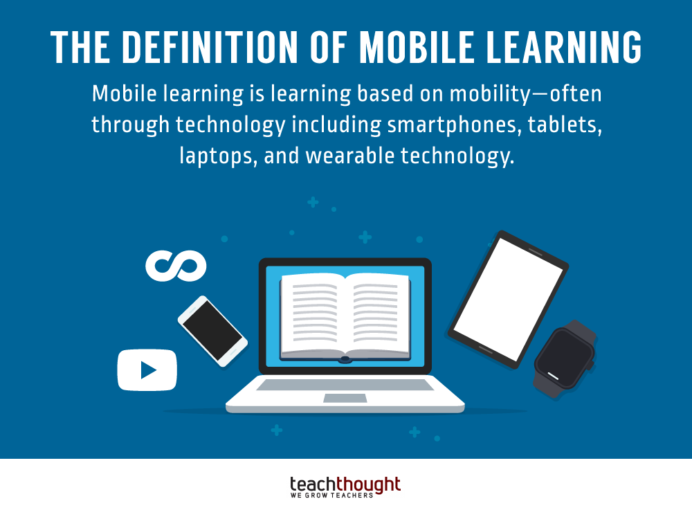 Definition Mobile Learning
