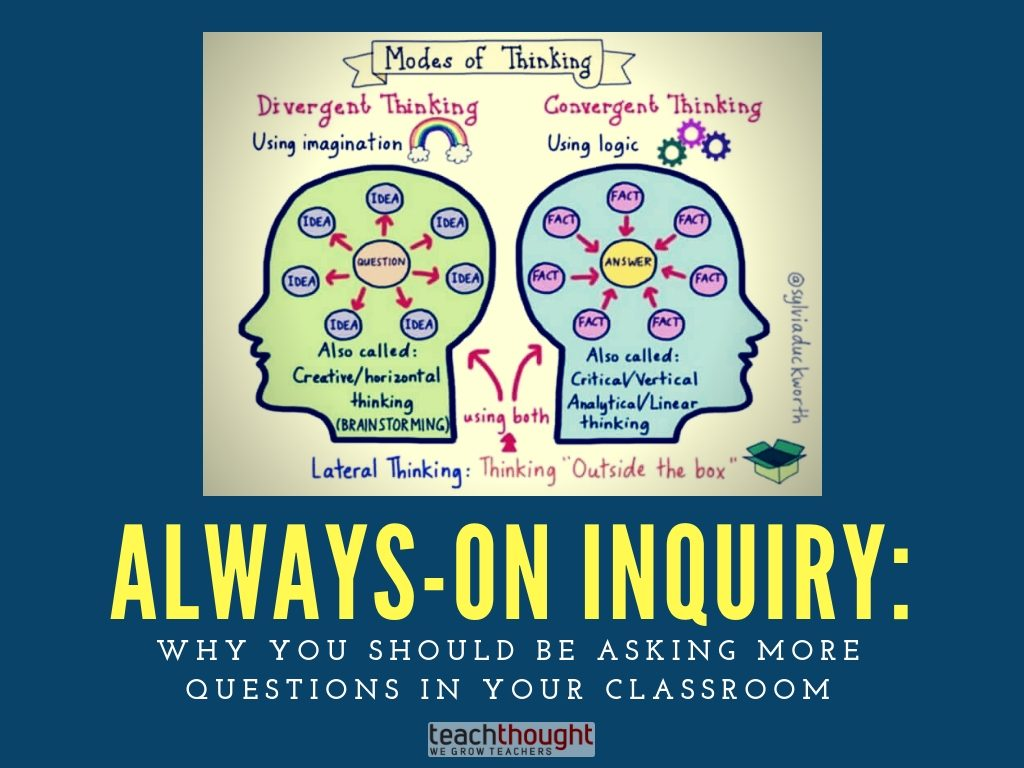 benefits of inquiry-based learning