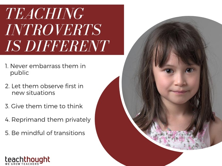 Teaching Introverts Is Different