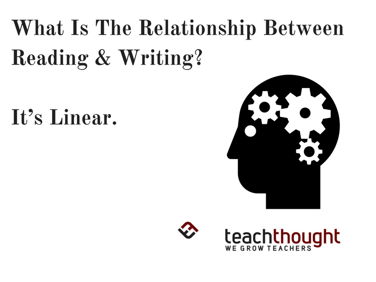 the relationship between reader and writer essay The shared space between reader and writer: the container for the writing at hand, such as the essay in the rules a divorced father's relationship with.