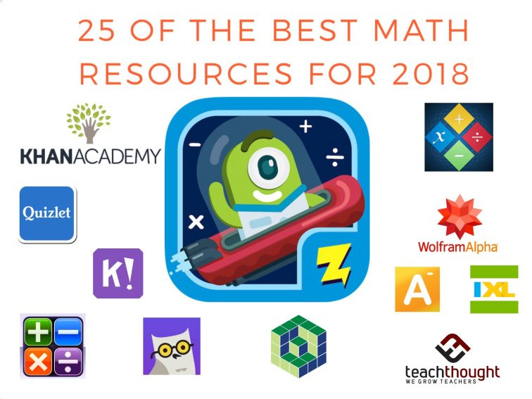 25 Of The Best Math Resources For 2018 -