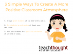 ways-promote-positive-classroom-atmosphere