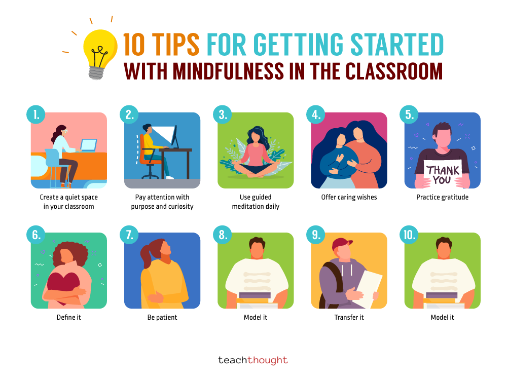 Tips For Teaching Mindfulness In School