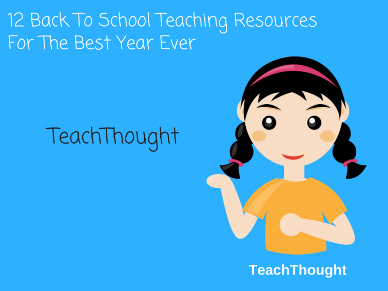 12 Back To School Teaching Resources For The Best Year Ever