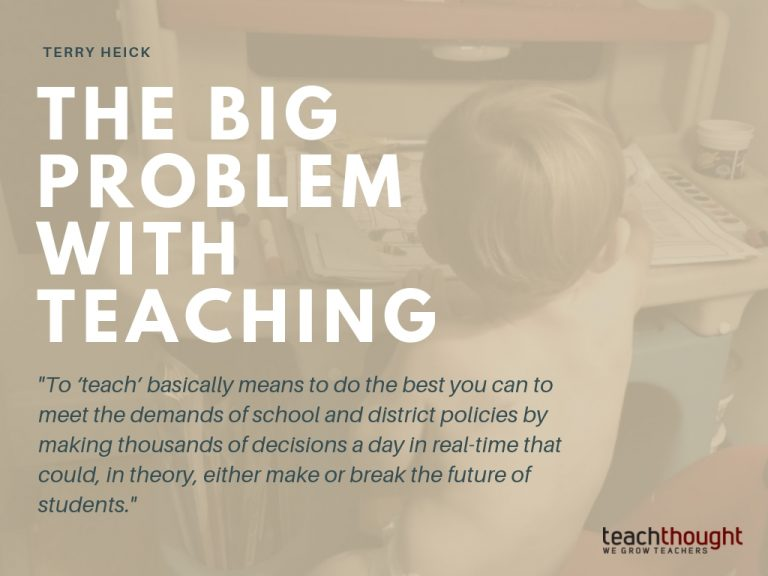 Is Great Teaching Sustainable?