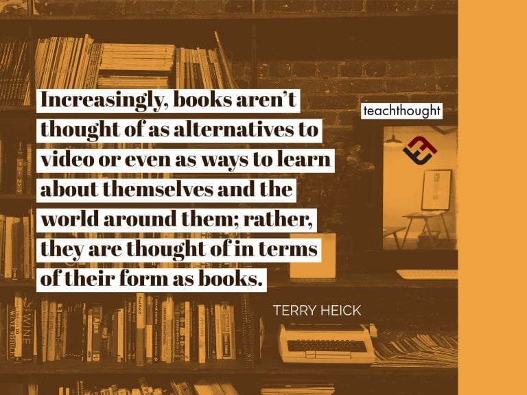Don't Teach Kids How To Read, Teach Them Why