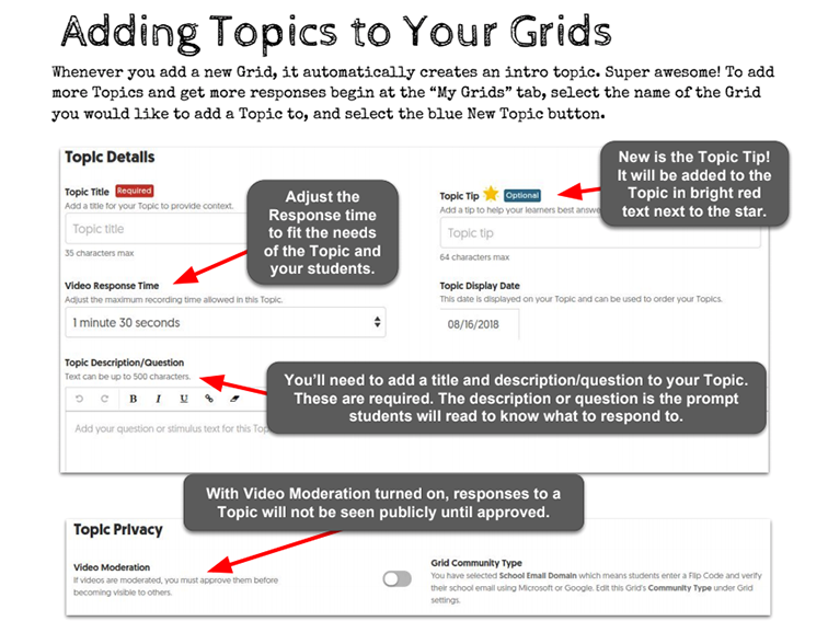 How To Use Flipgrid: A Guide For Teachers -