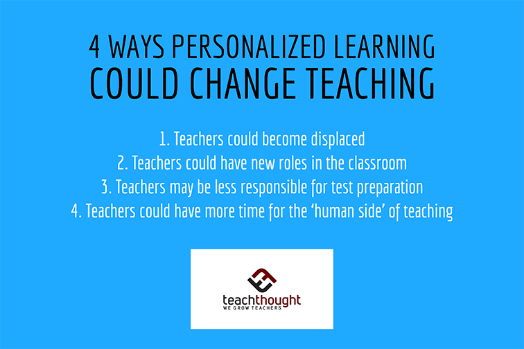 4 Ways Personalized Learning Could Change Teaching