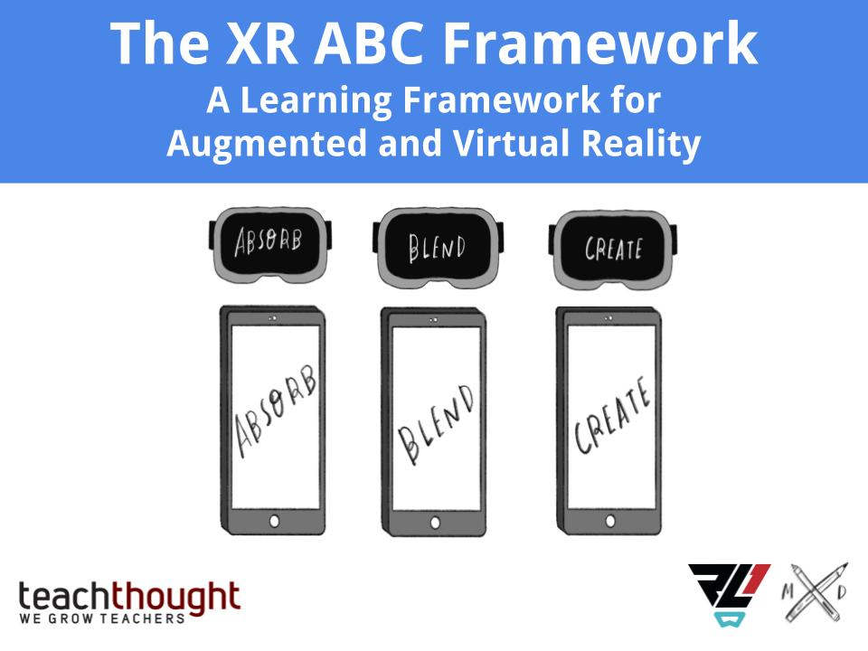 A Learning Framework For Augmented And Virtual Reality