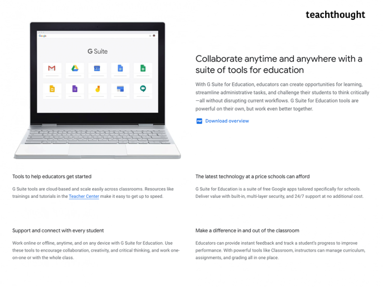 What Is G Suite for Education? [Updated]