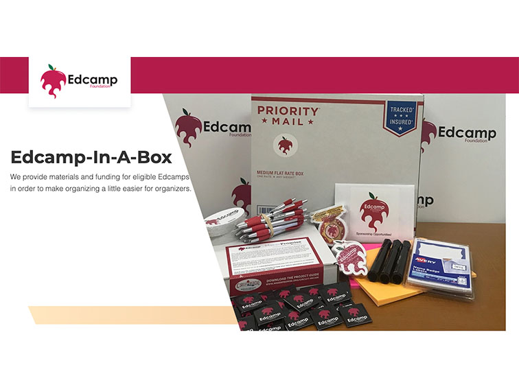 What Is Edcamp-in-a-box?