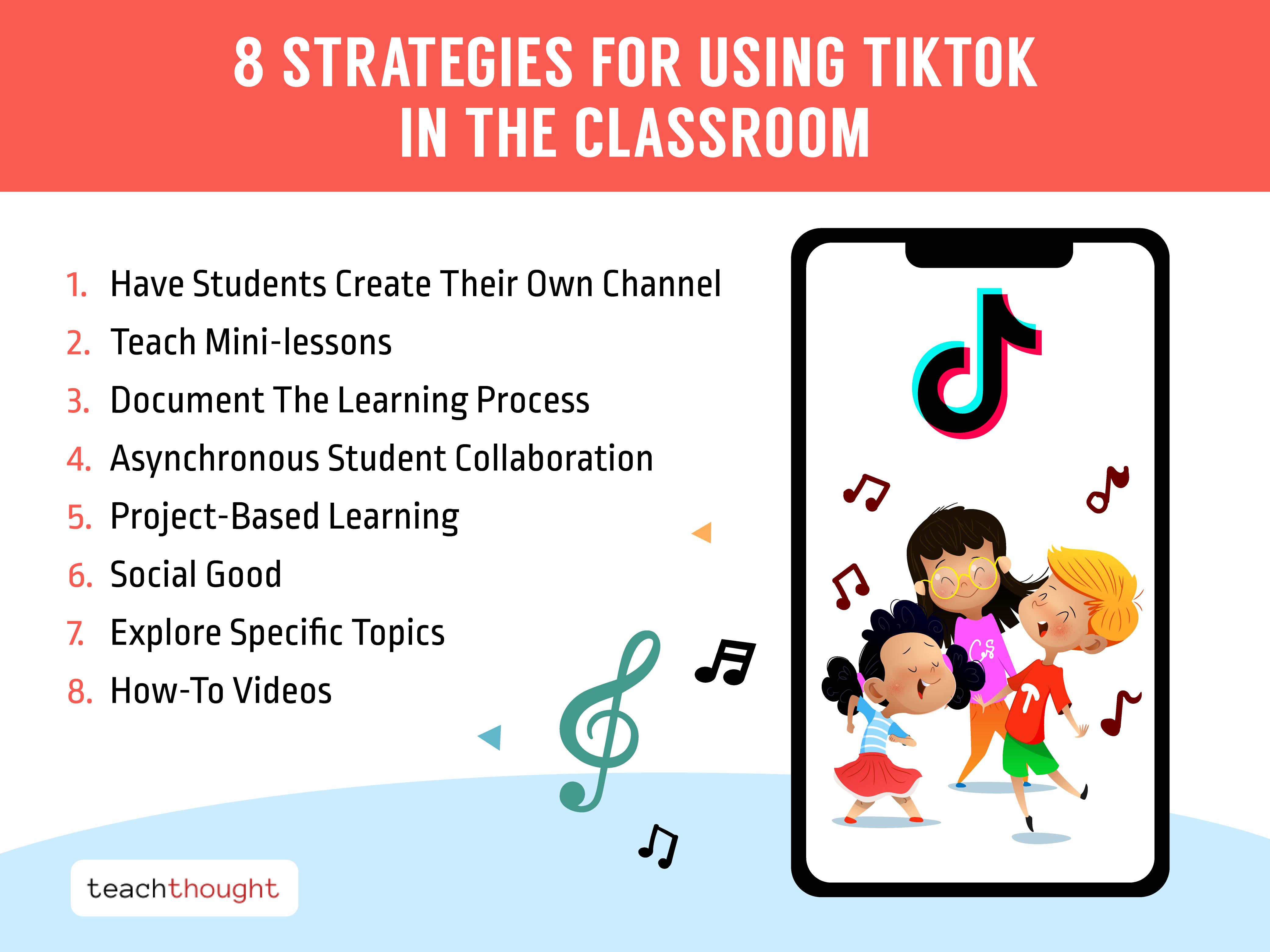 Strategies For Using TikTok