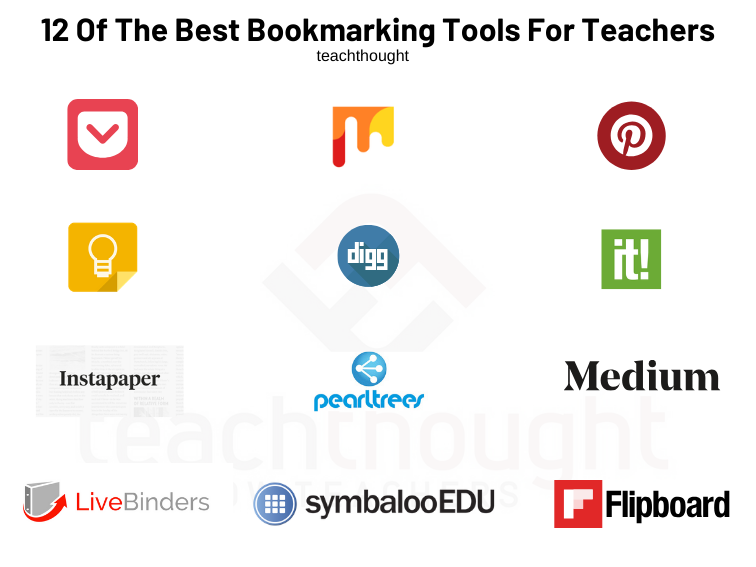 Best Bookmarking Tools For Teachers