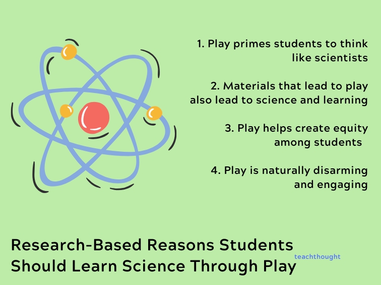 4 Research-Based Reasons Students Should Learn Science Through Play