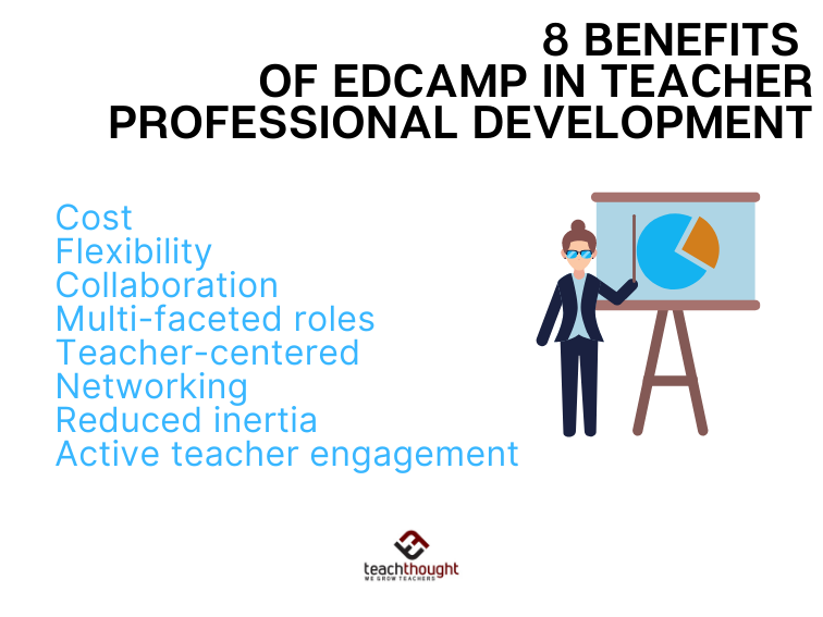 The benefits of Edcamp for teachers