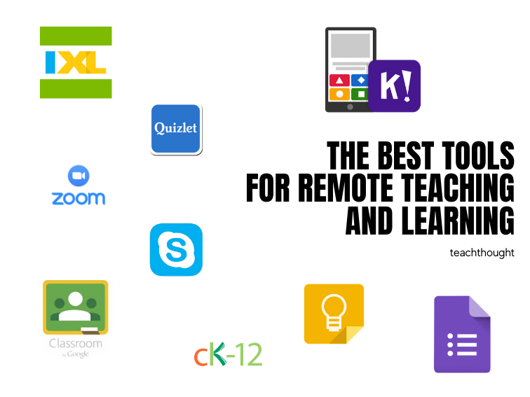 30 Of The Best Tools For Remote Teaching And Learning