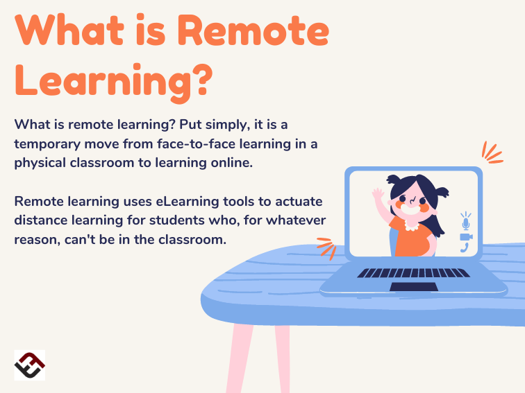 What Is Remote Learning? A Definition For Teachers And Students