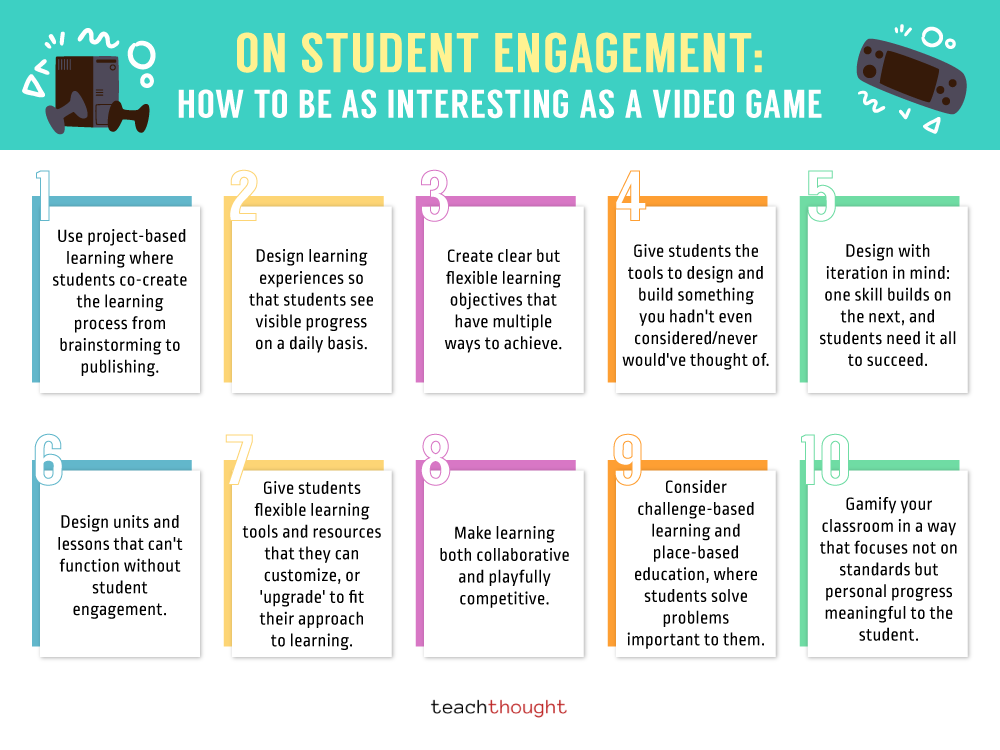 10 Student Engagement Strategies That Empower Learners