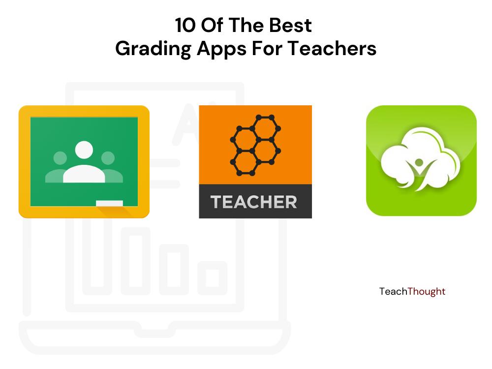 Best Grading Apps For Teachers