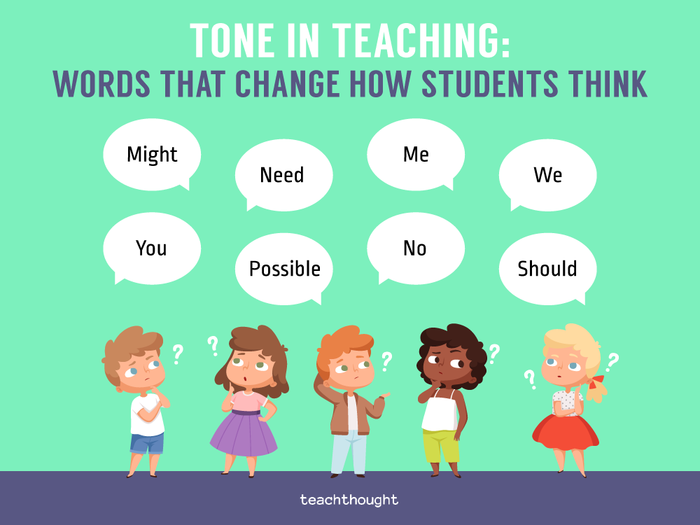 Tone Words In Teaching