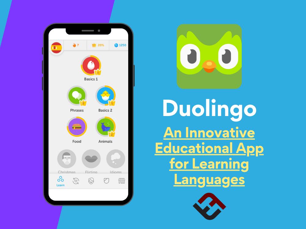 Duolingo: Innovative